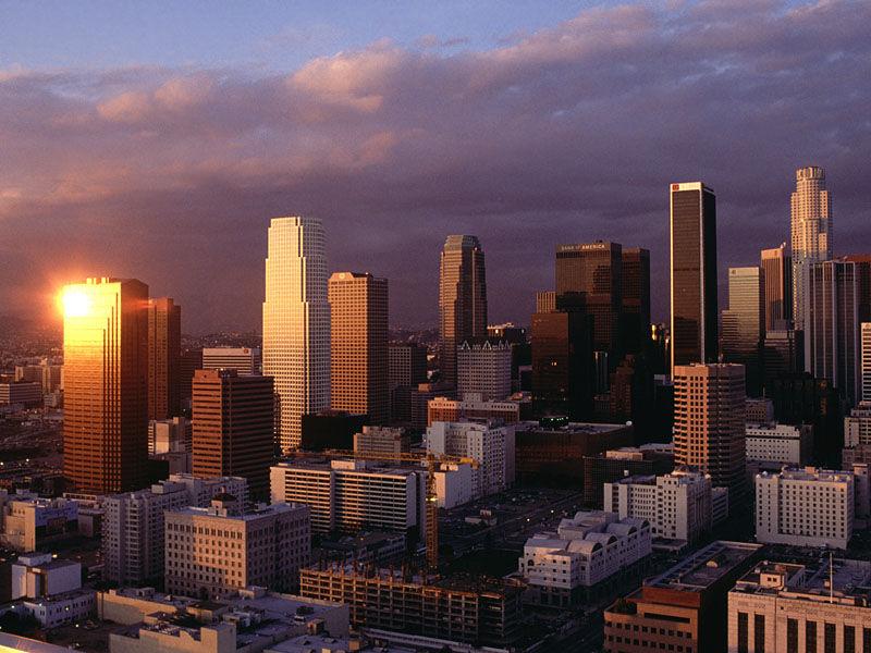 Downtown Los Angeles California 20784503 Std Rotman