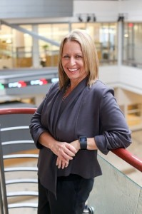 Leigh Gauthier, Assistant Director, Recruitment & Admissions