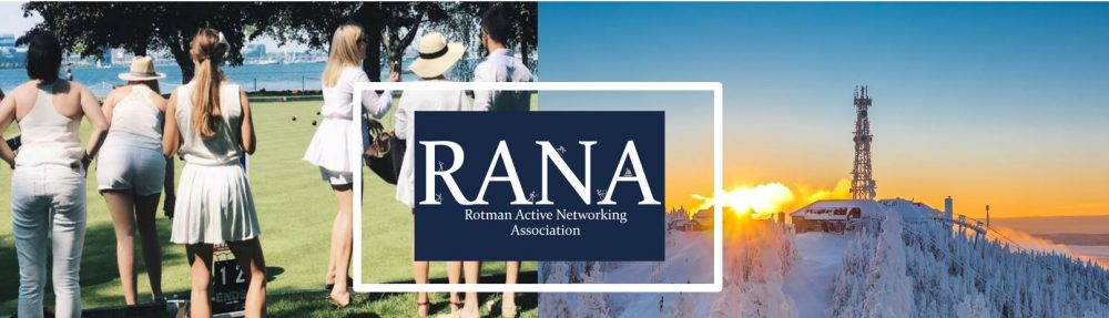 Rotman Active Networking Association