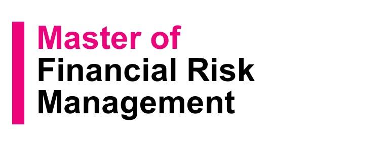 Master of Financial Risk Management