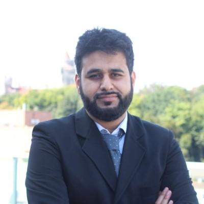 Image of VP Ally Engagement BIlal Habib