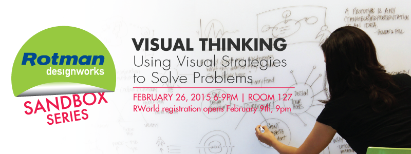 Visual Thinking banner