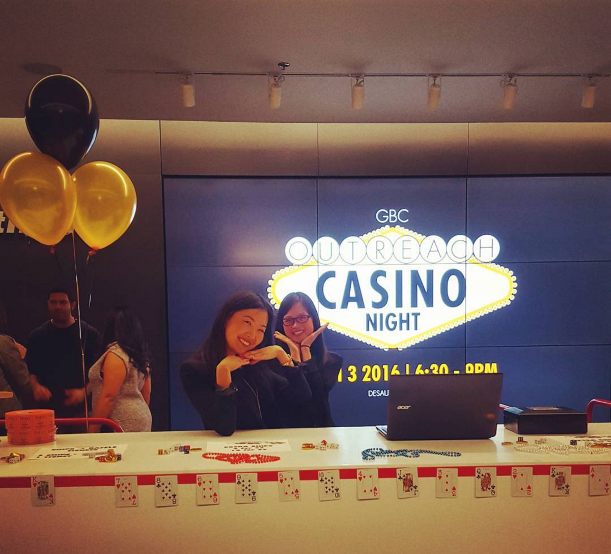 Casino Night (March 2016)